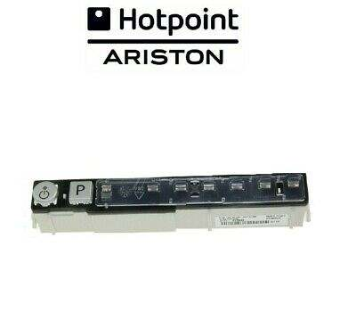 Scheda display lavastoviglie Hotpoint Ariston