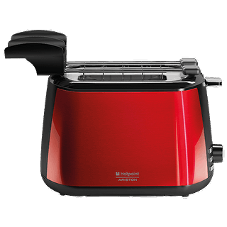 Tostapane 2 fessure Hotpoint Colore rosso